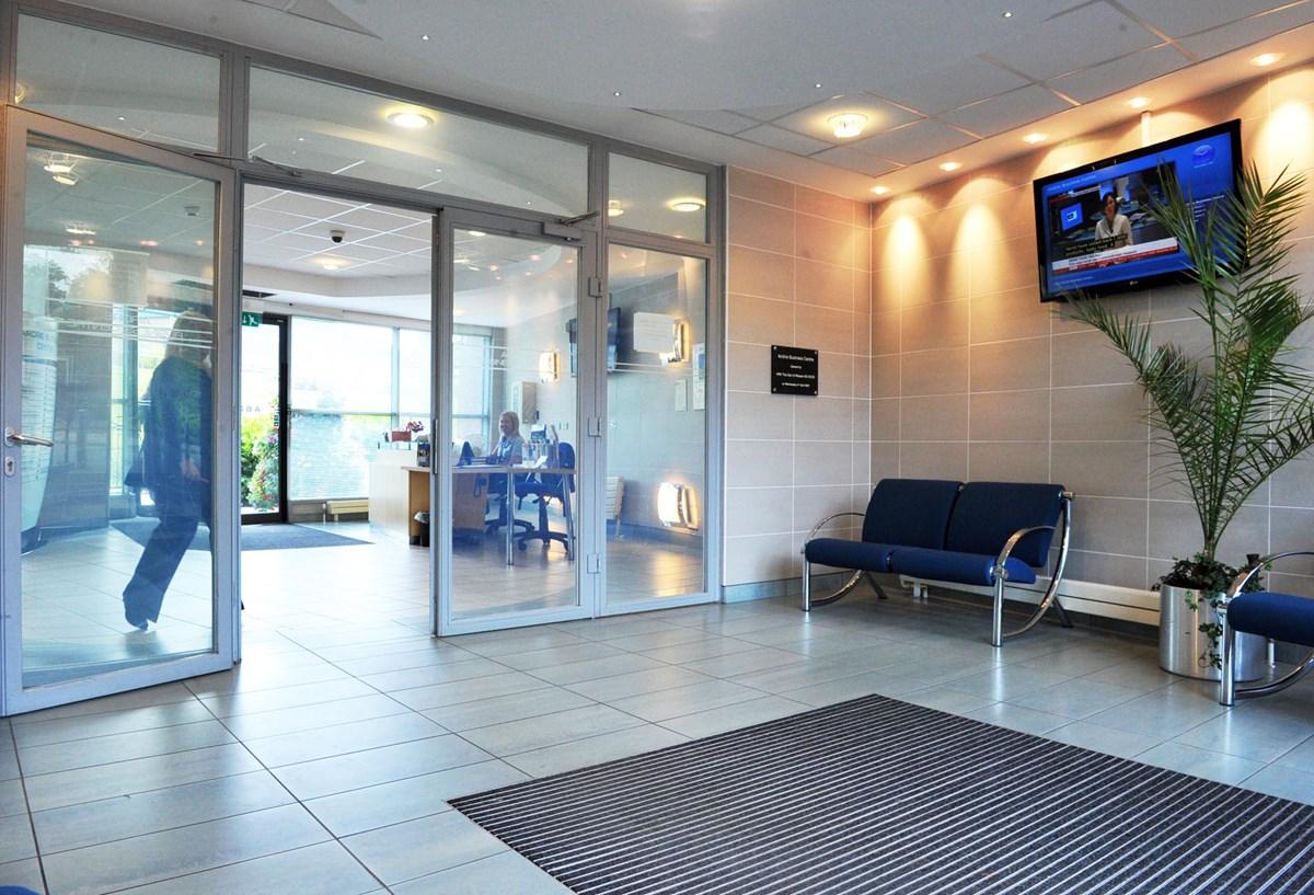 Airdrie Business Centre Interior
