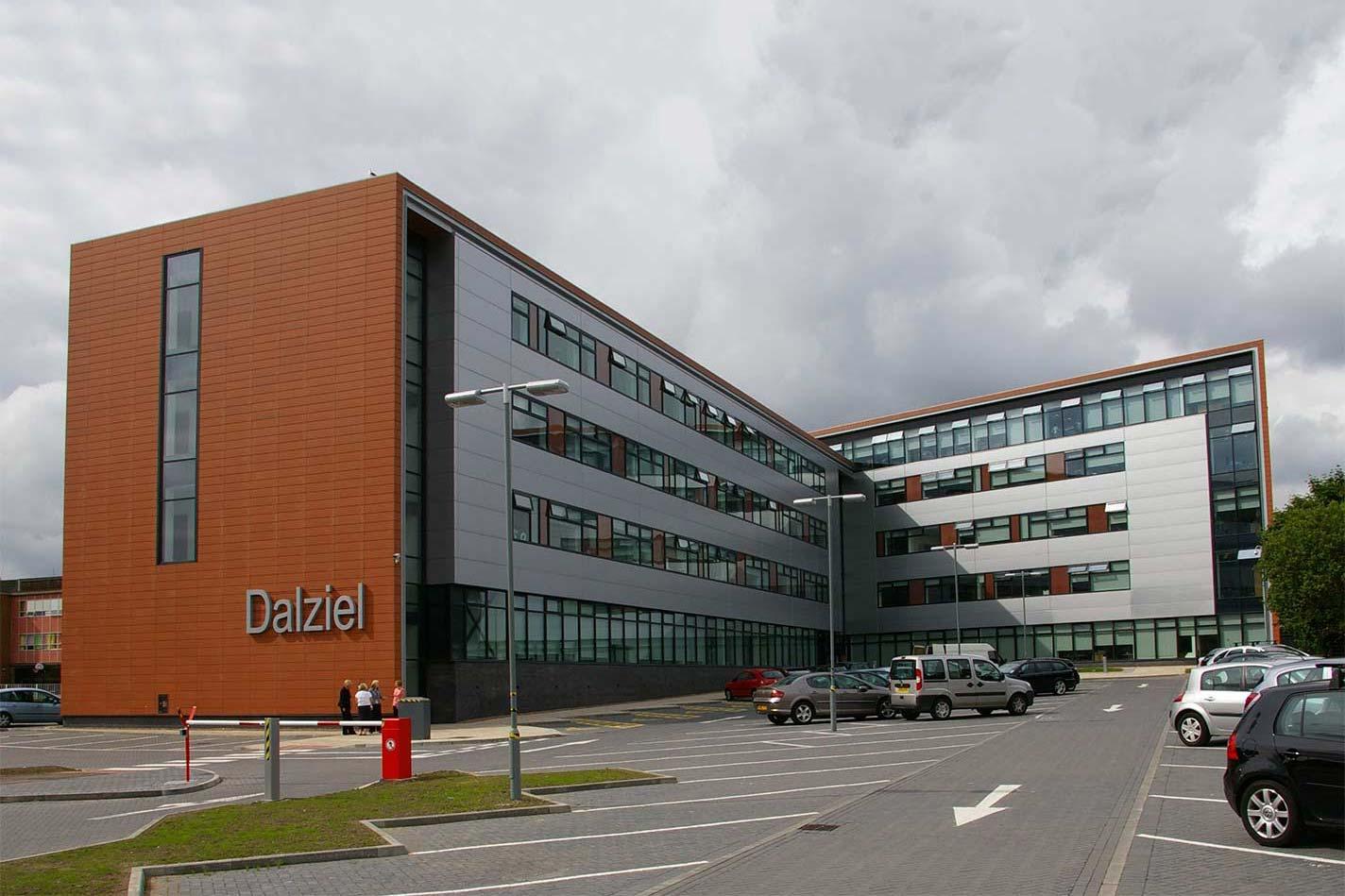 Dalziel Building Exterior