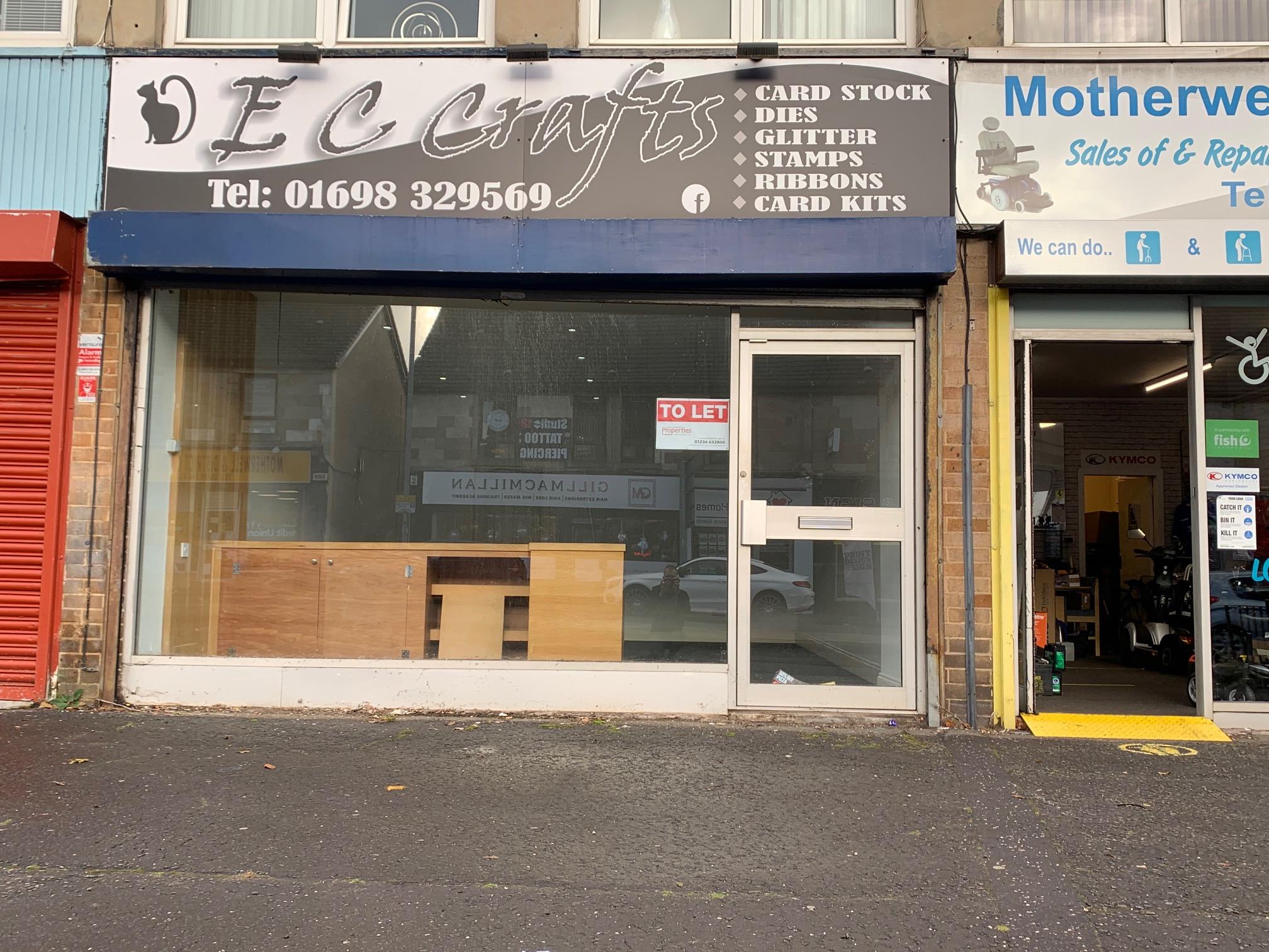 143 Merry Street, Motherwell