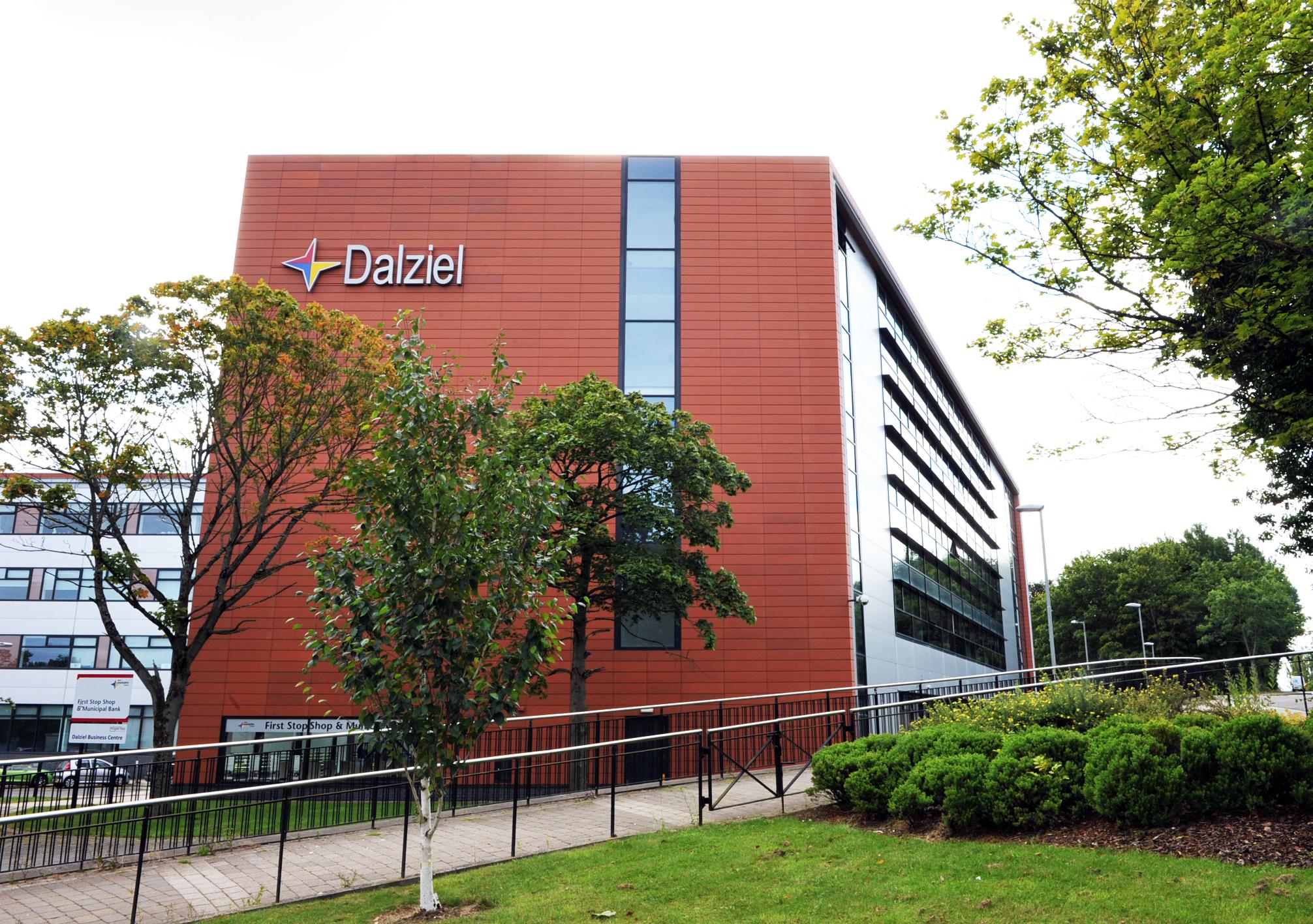 Dalziel Building Brochure
