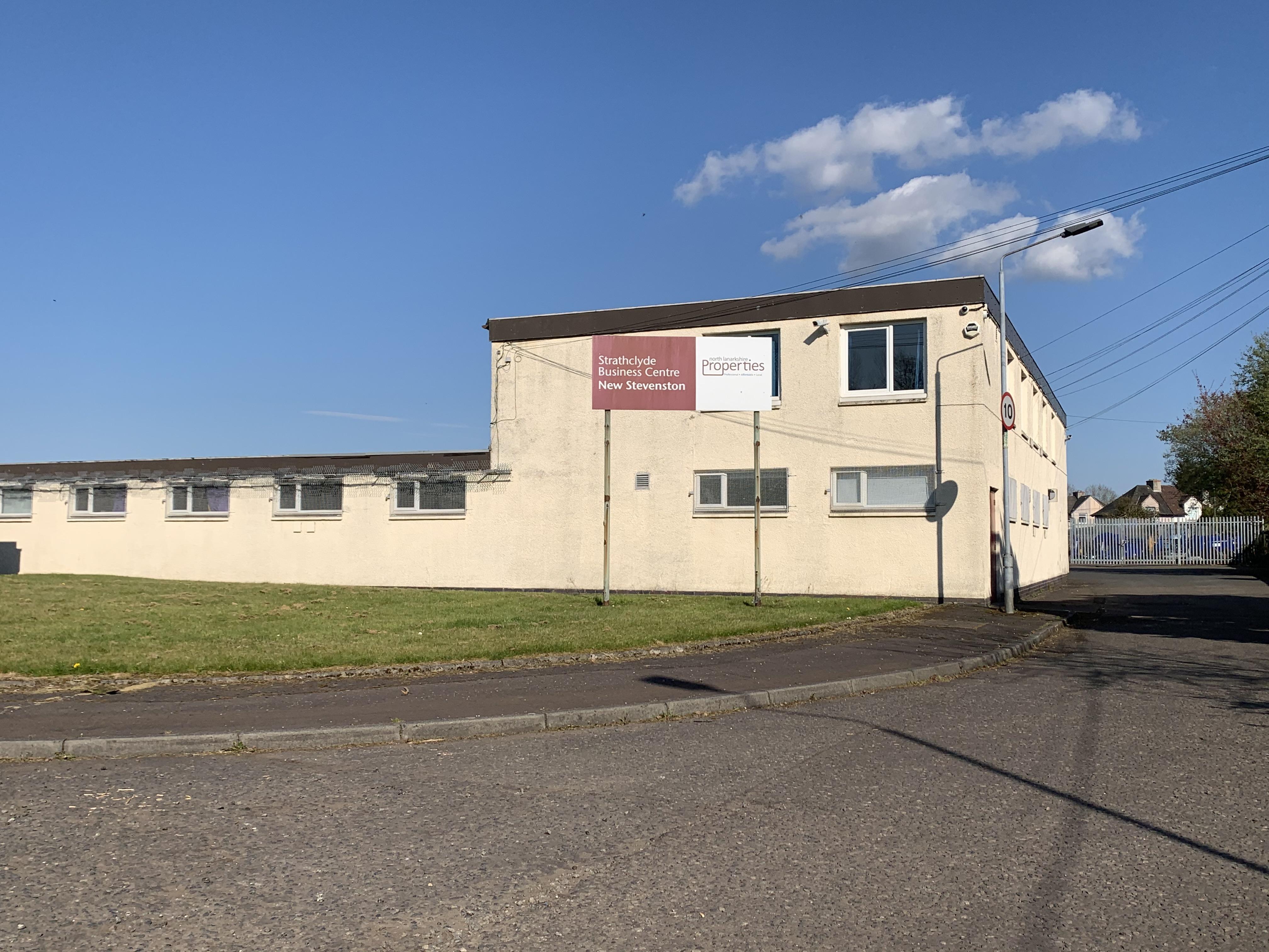 Unit 8, 16 Princess Road, New Stevenston, Motherwell ML1 4JD